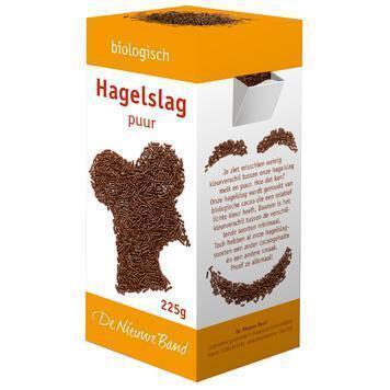 Chocolade-hagelslag puur (32% cacao) (225g)