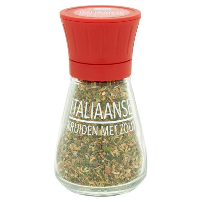 Verstegen Italiaanse Kruiden met Maalmolen 25 g (25g)
