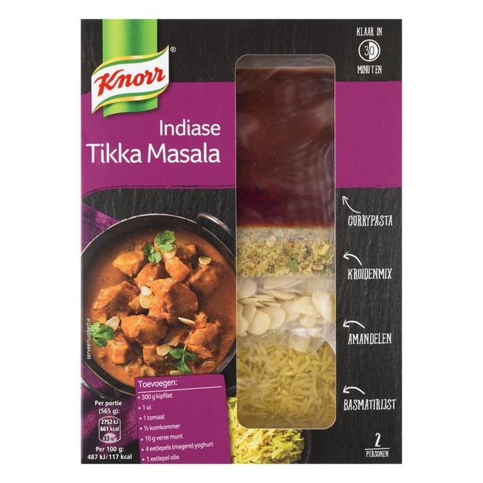 Knorr Wereldspecials Indiase tikka masala (Stuk, 190g)