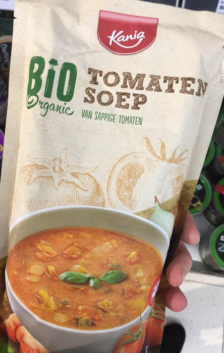 Bio Organic tomatensoep
