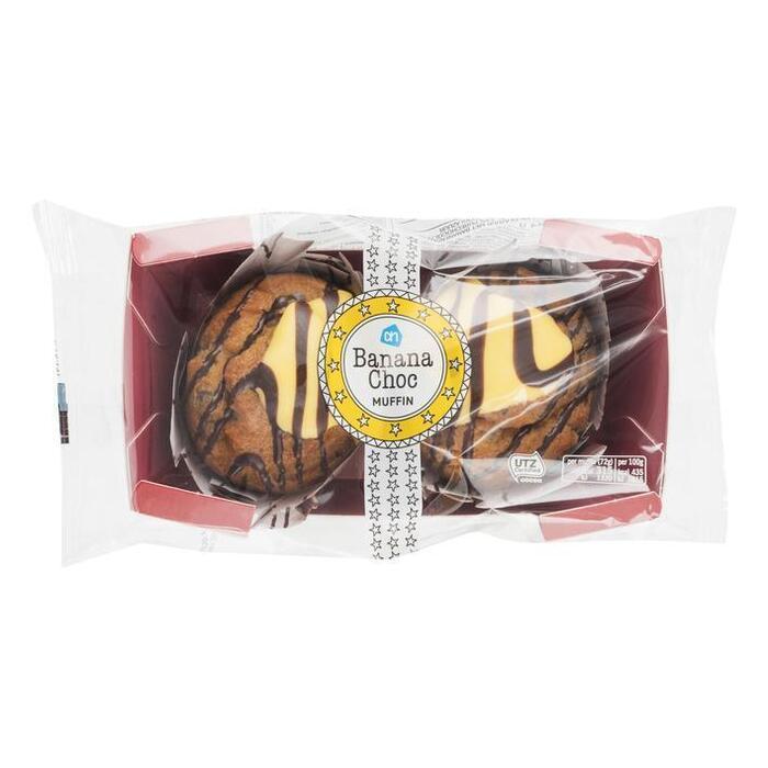 AH Banana chocolate muffin