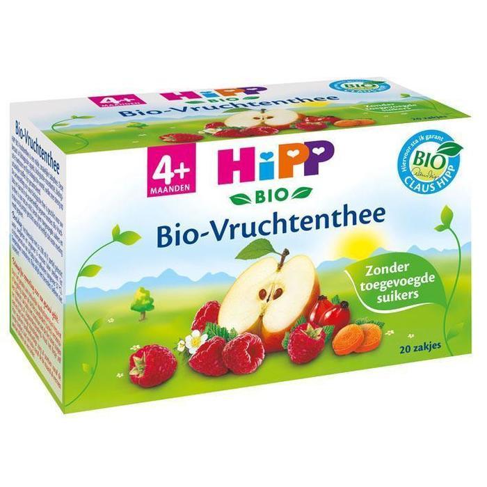 Vruchten thee (bio) (40g)