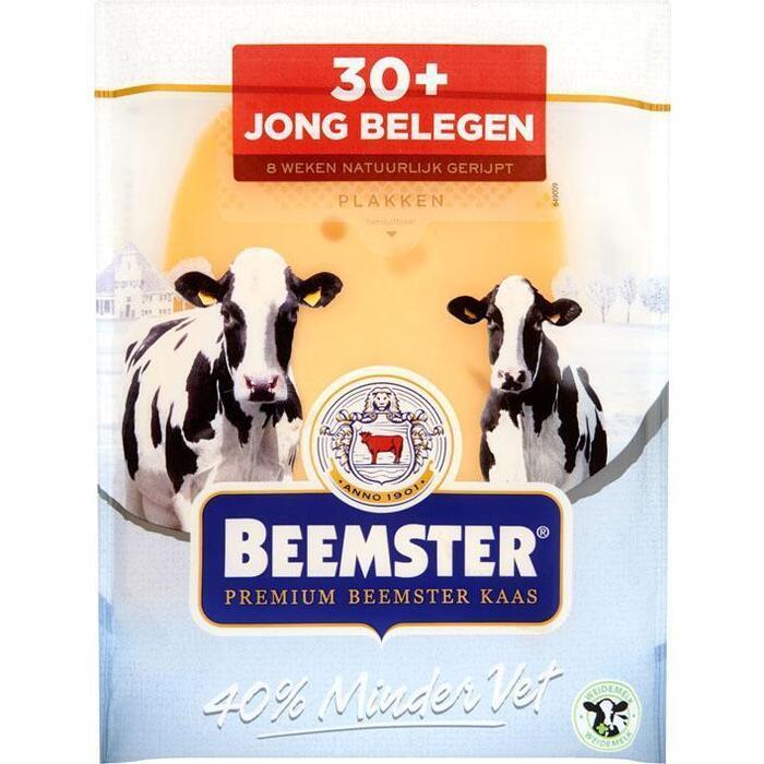 Beemster Jong Belegen 30+ plakken (150g)