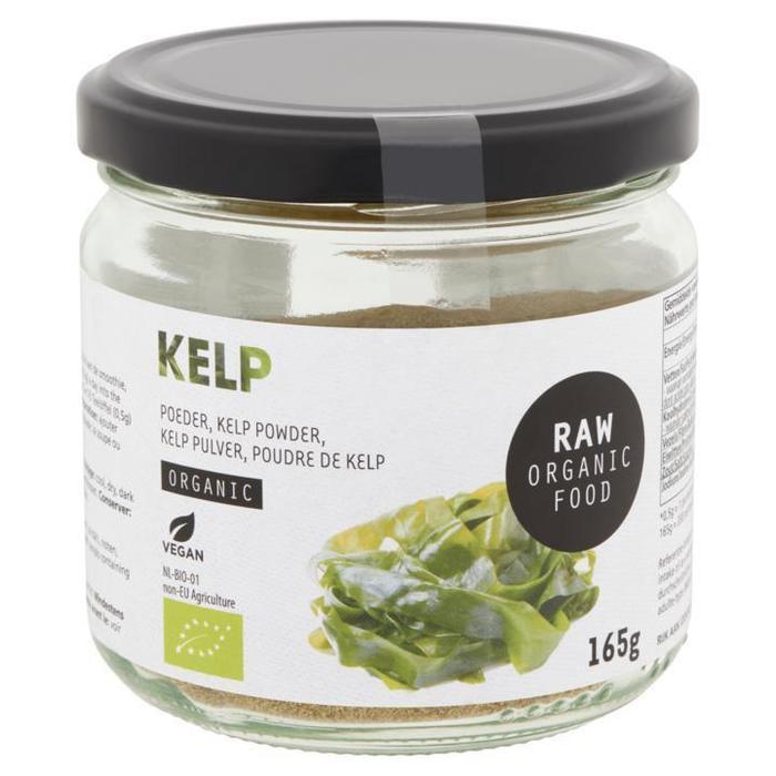 Raw Organic Food Kelp Poeder 165 g (165g)