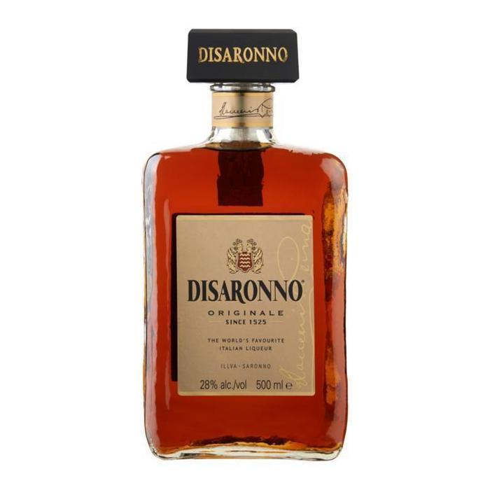 Disaronno Originale Italian Liqueur 500ml (0.5L)