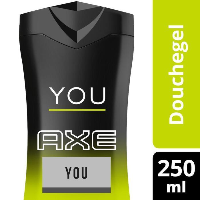 Axe Douchegel You 250 ml (Stuk, 250ml)