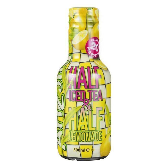 Arizona Half & Half 0,5 ltr (rol, 50 × 0.5L)