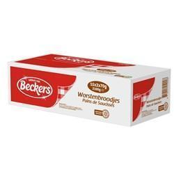 BECKERS TRAD WORSTENBROODJES 15X2ST