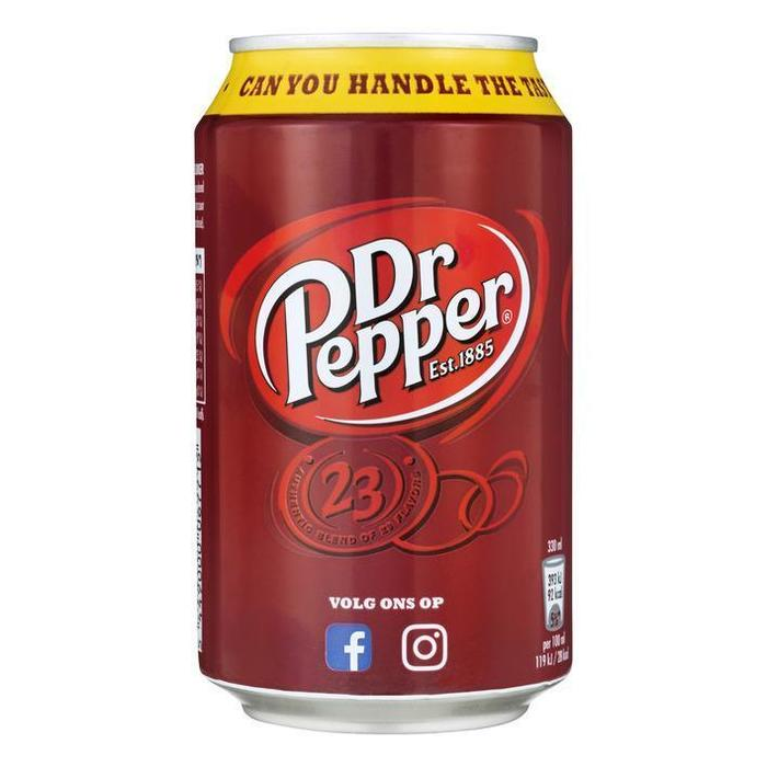 Dr Pepper (33cl)