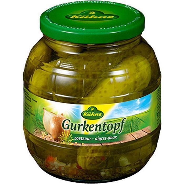 Kühne, Gurkentopf (pot, 970g)