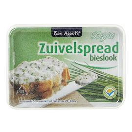 Bon Appetit Zuivelspread bieslook light (200g)
