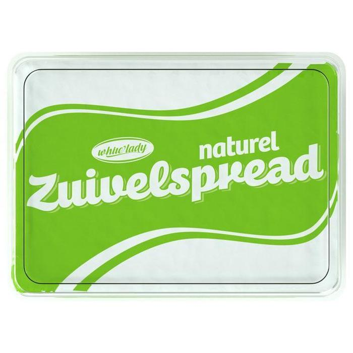 White Lady Naturel zuivelspread (300g)
