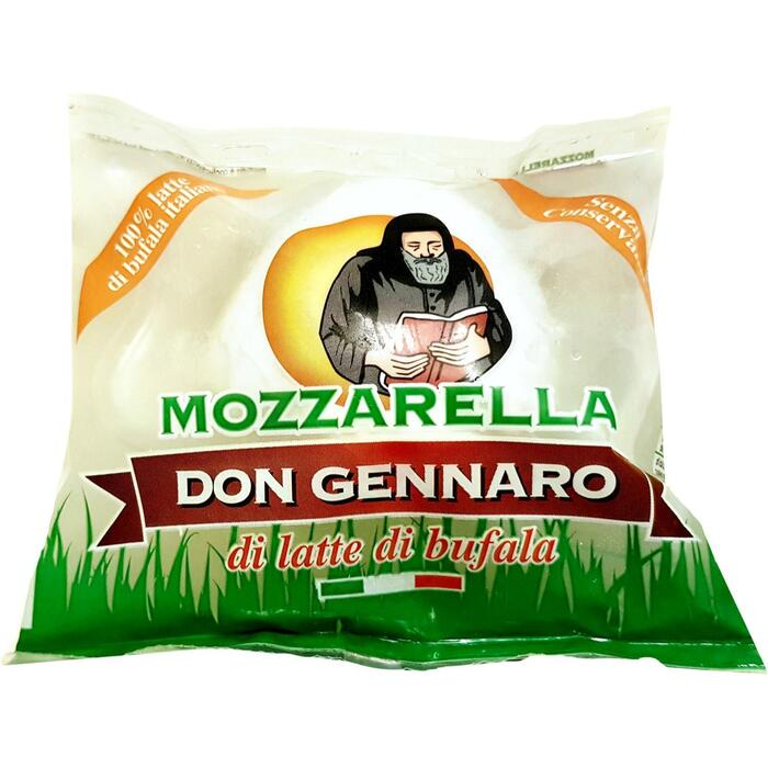 Buffelmozzarella (125g)
