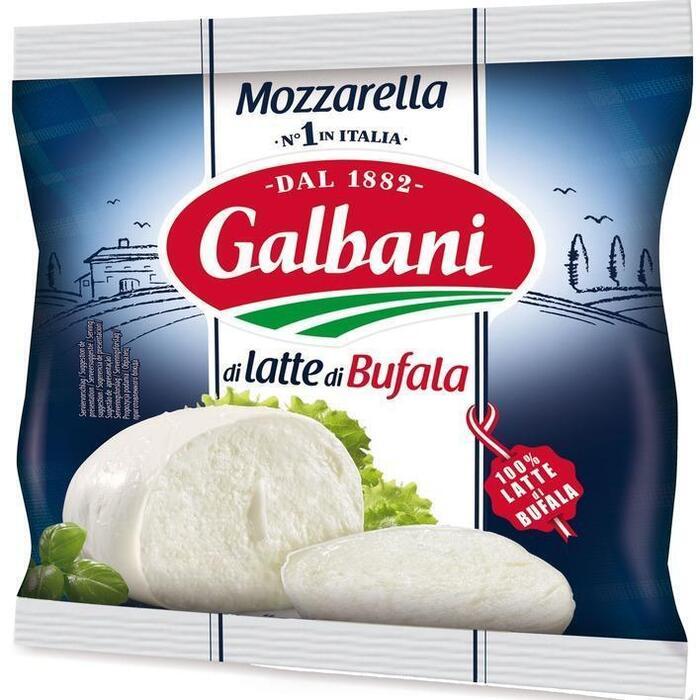 Buffel mozzarella (Stuk, 125g)