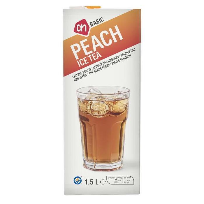 Peach Ice Tea (pak, 1.5L)