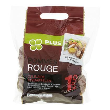 PLUS Rouge aardappelen (1g)