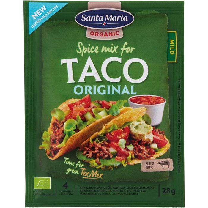 Santa Maria Taco spice mix (28g)