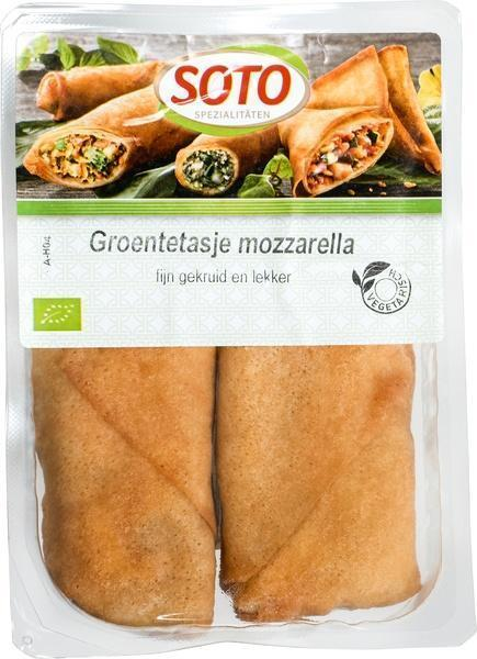 Groentetasje mozzarella (220g)