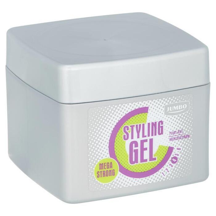 Jumbo Styling Gel Mega Strong 250ml (250ml)