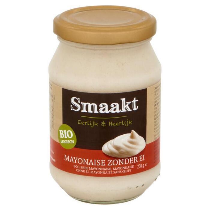 Biologische Mayonaise (pot, 235g)