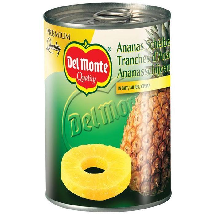 ananas uit blik gezond