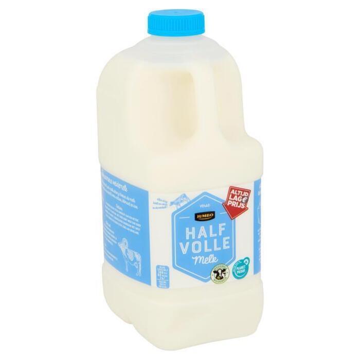 Jumbo Halfvolle Melk 2L (2L)