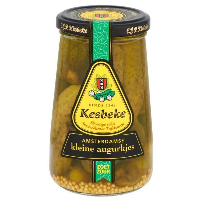 Augurken (pot, 340g)