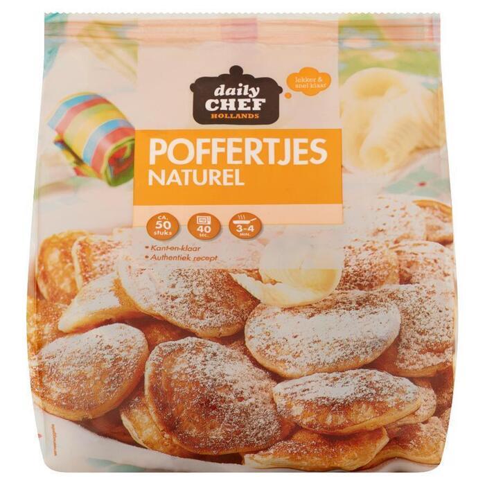 Daily Chef Poffertjes (zak, 50 × 425g)