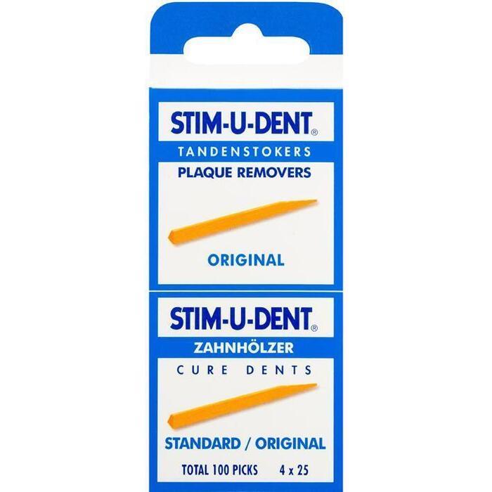 Stim-u-dent Original tandenstokers (100 st.)