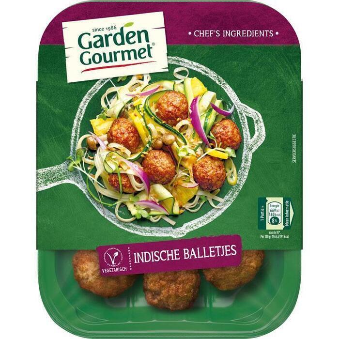 Garden Gourmet Vegetarische Indische balletjes (200g)