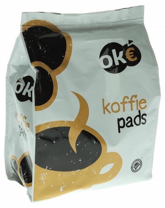 Ok€ Koffiepads regular 36 stuks (36 × 252g)