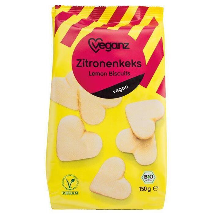 Veganz Zitronen keks (150g)