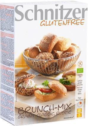 Brunch-mix broodjes (200g)
