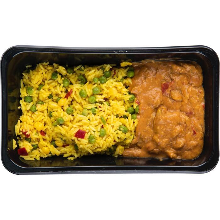 Kroes Kip tandoori met gele rijst 450gr (450g)