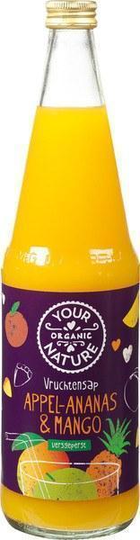 Vruchtensap appel-ananas&mango (0.7L)