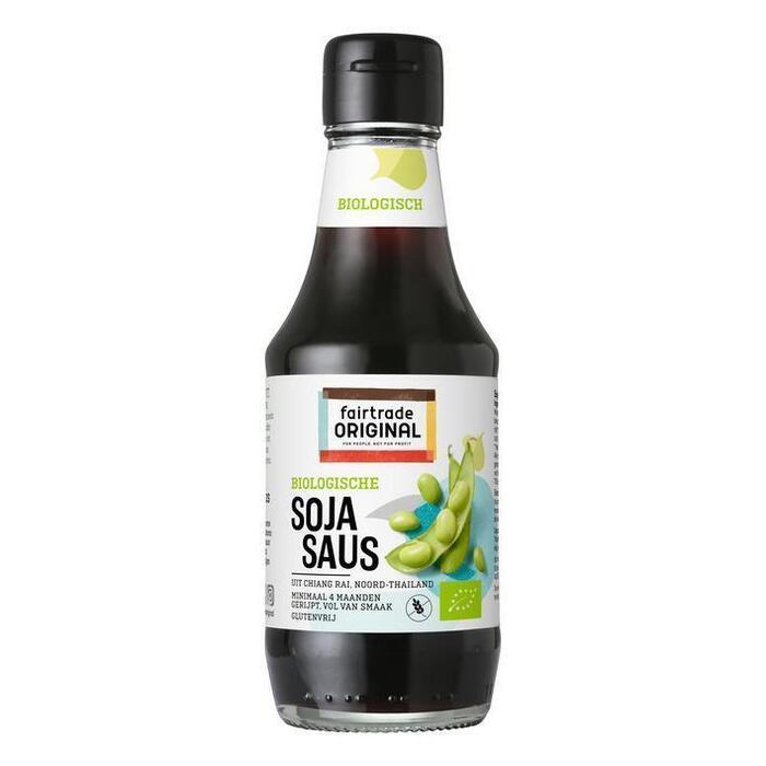 Bio sojasaus (fles, 200ml)