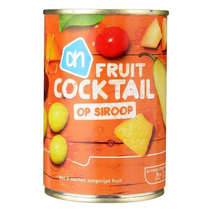 Fruit Cocktail op Siroop (blik, 411g)