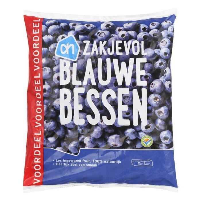 Blauwe bessen voordeel (zak, 1kg)