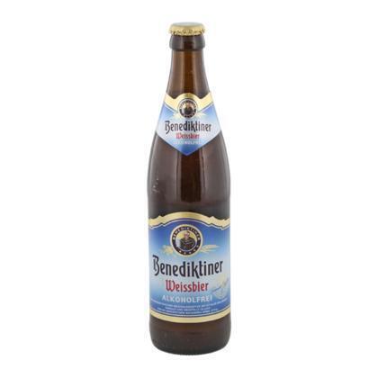 Benediktiner Weisbier 0.0% (rol, 50 × 0.5L)