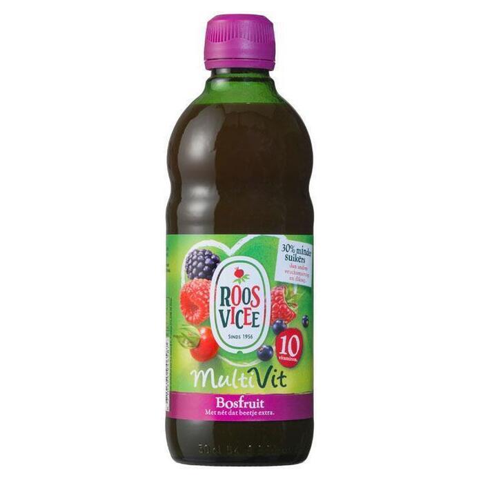 Multivit bosfruit (glazen fles, 0.5L)