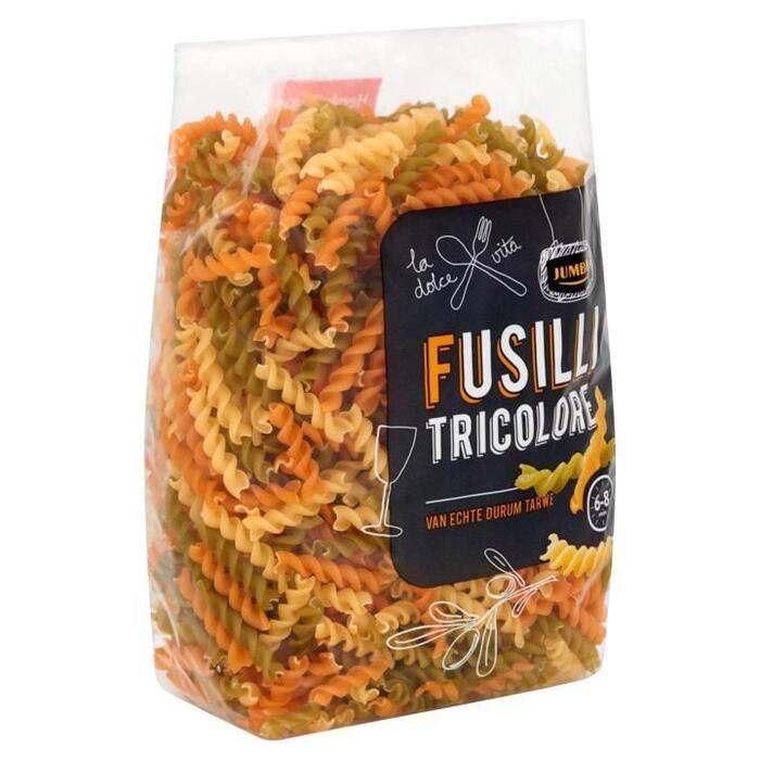 Jumbo Fusilli Tricolore 500g (500g)
