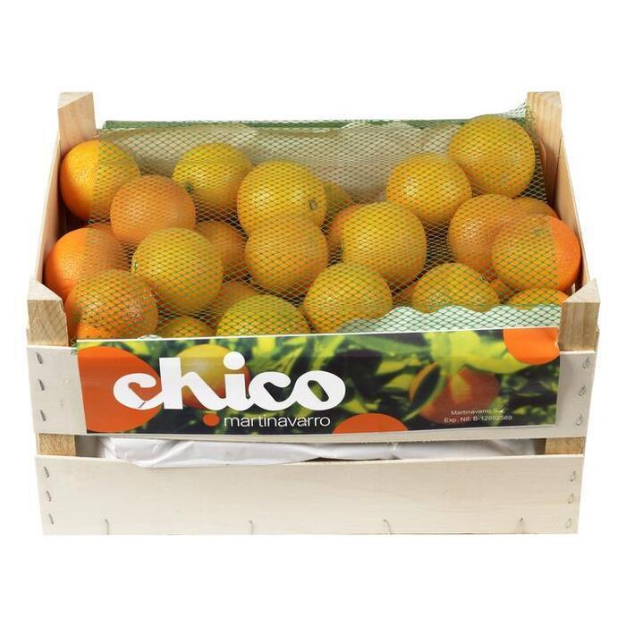 AH Perssinaasappelen doos (15kg)