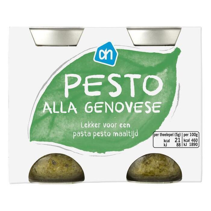 Pesto alla Genovese (pot, 2 × 90g)