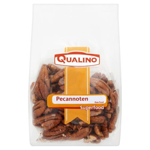 QUALINO Pecannoten gepeld 120gram (120g)