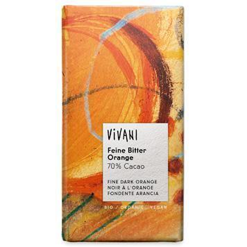 Vivani Feine Bitter Orange (100g)
