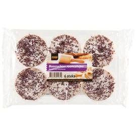 Coop Bosvruchten roomcakejes (225g)