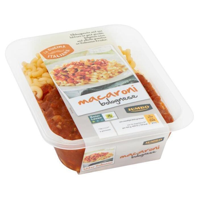 Jumbo Macaroni Bolognese 450g (450g)