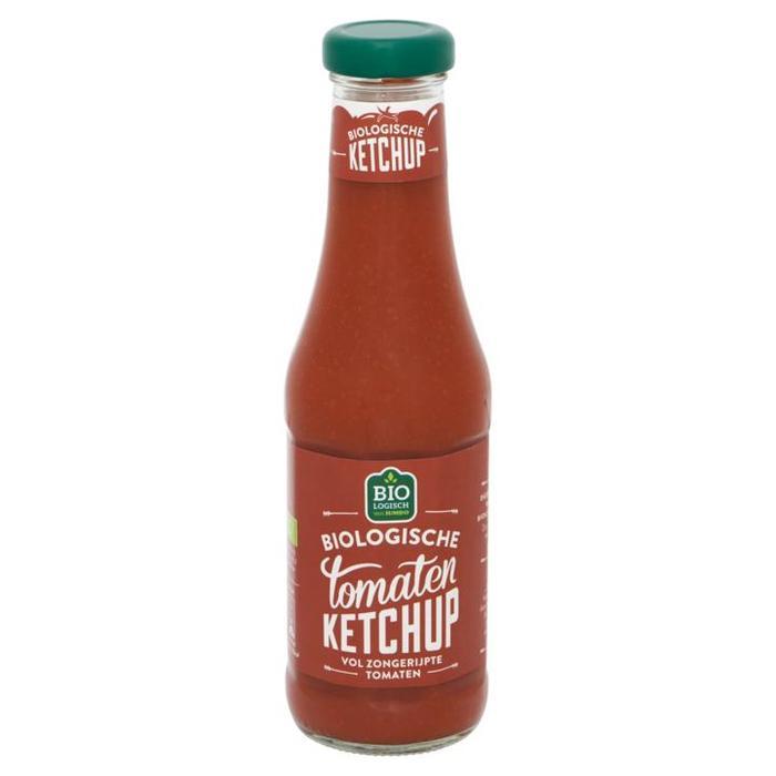 Biologische Tomaten Ketchup