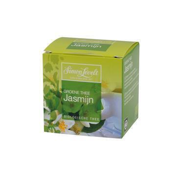 Jasmijn thee 1 kops (builtje, 10 × 15g)