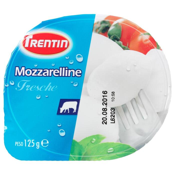 Mini mozzarella (125g)